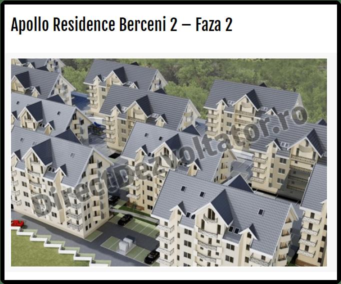 appolo residence berceni