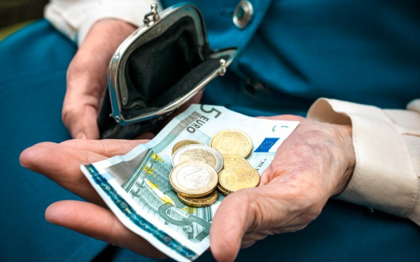 bani putini la pensie